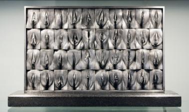 Mini ali - The great wall of vagina - Jamie McCartney