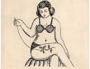 Les Masochistes, 1960