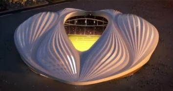 Qatar - stade pour la coupe du monde 2022