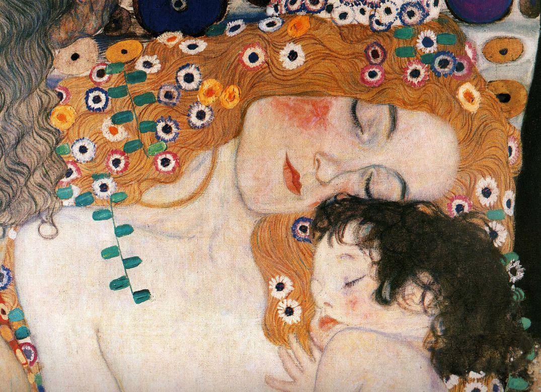 La mère et l'enfant Klimt.jpg